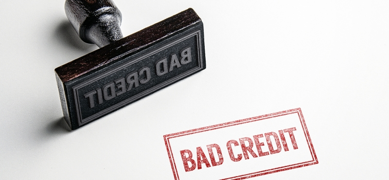 How To Get Rid Of Bad Credit