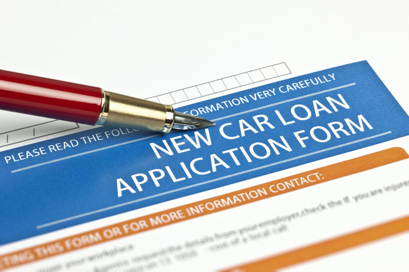 car-loan-application-bad-credit